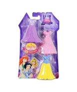 Disney Princess Little Kingdom Royal Fashions 3 MagiClip Dresses Snow Wh... - $35.00