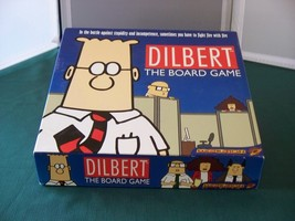 Dilbert The Board Game Unpunched Contents Sealed  Hyperion  - £13.12 GBP