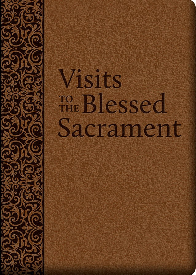 Visits to the blessed sacrament  ultrasoft