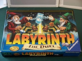Unpunched Labyrinth The Duel Ravensburger Complete  - $17.00