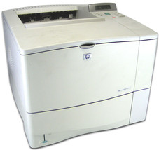 HP LaserJet 4100 Workgroup Monochrome Laser Pri... - $125.18