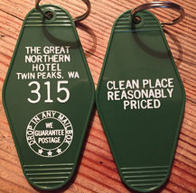 "On sale! TWIN PEAKS Inspired ""Great Nothern Hot... - $5.99"