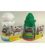 Play-Doh Holiday Assortment – Set of Christmas Tree & Snowman - $14.80