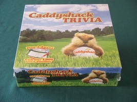 Caddyshack Movie Trivia Game USAopoly New In Box Sealed  - $17.00