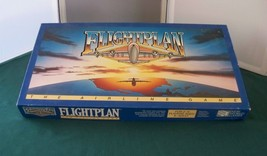 Flightplan The Airline Game New World Games 1985 Complete VGC - $18.00