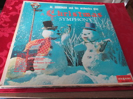 Christmas Symphony Al Goodman And His Orchestra Record Album - $8.99