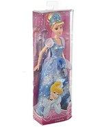 Disney Princess Glitter Dress Cinderella - $12.00