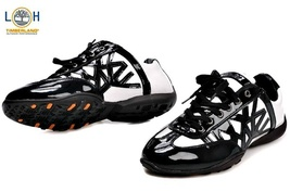 Mens Patent Leather Sport Timberland Shoes - $110.00