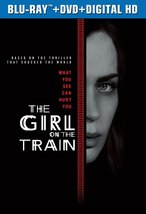 The Girl on the Train (2016) (Blu-ray + DVD + Digital HD)