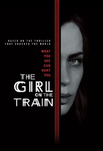 The Girl on the Train (2016) (DVD)
