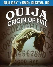 Ouija: Origin of Evil (2017) (Blu-ray + DVD + Digital HD)