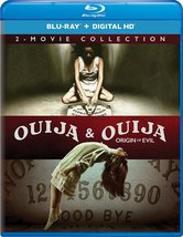 Ouija: 2-Movie Collection (Ouija/Ouija: Origin of Evil) (2017) (Blu-ray/Digital)