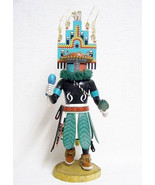 "HUGE 27"" Vintage 1970s HEMIS Kachina Katsina Doll w Tablita Made in USA - $2,400.00"