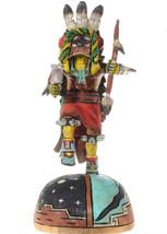 "Kachina Doll | Chasing Star Dancer | Small Carving 6.5"" | Hopi Milton Howard - $659.00"