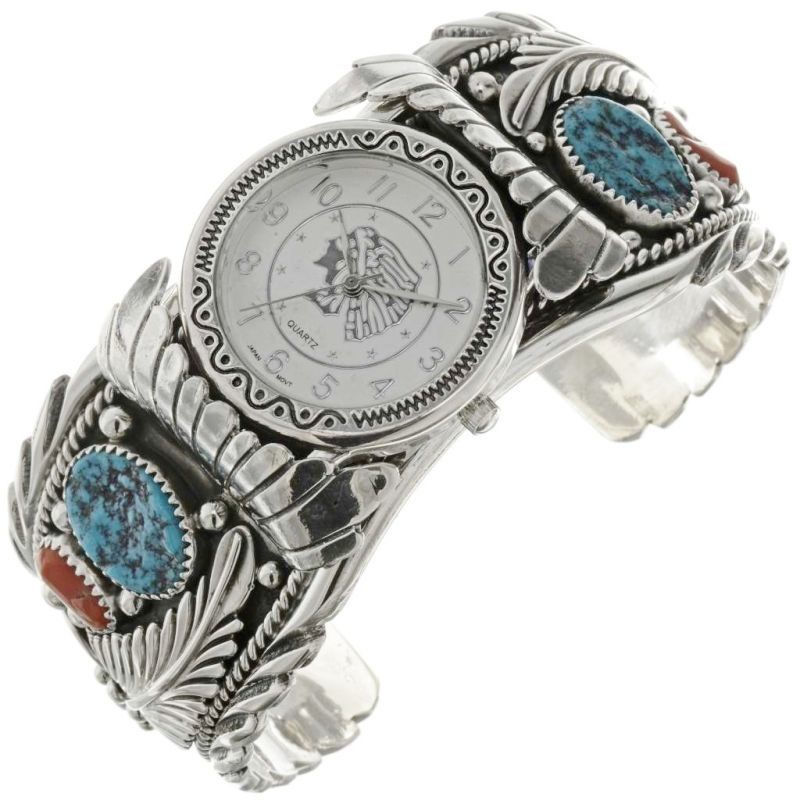 8dcb145dc1ae3 Mens Turquoise & Coral Watch | Big Boy and 26 similar items