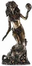 GAIA STATUE Greek Goddess GAEA  Mythology  Statuette Figurine Great Goddess - $59.99