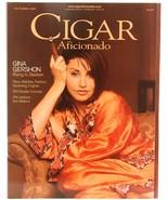 Cigar Aficionado October 1998 Gina Gershon Tom Watson Phil Jackson Merce... - $8.50
