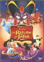 Disney Aladdin The Return of Jafar (DVD, 2005)