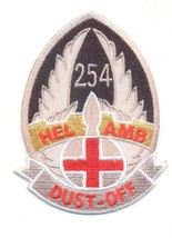 Us Army 254TH Air Ambulance Patch - $11.87