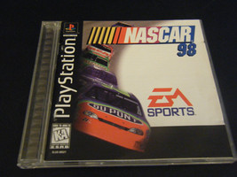 NASCAR 98 (Sony PlayStation 1, 1997) - Complete!!!! - $4.90