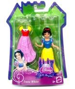 Disney Princess Little Kingdom Mini Doll, Snow White - $25.00