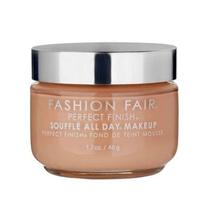 Fashion Fair  Perfect Finish Souffle All Day Makeup Precious Pearl 1.7 o... - $29.69
