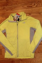 NWT Womens THE NORTH FACE Yellow/Green Tech 100... - $51.43