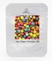 Original Pack 100 Seeds of Mixed 20 Types Cherry Tomato,Organic Vegetabl... - $7.99