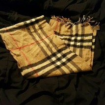 Burberry Check Scarf - £93.03 GBP