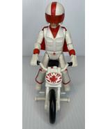 "Duke Caboom - Mattel Disney Toy Story 4 - 6"" Figure and Bike - $10.84"