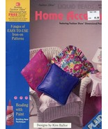 Home Accents Beading With Paint Pattern Booklet - 30 Days to Shop & Pay! - $1.77