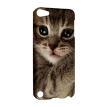 NEW IPOD 5 TOUCH CASE HARD SHELL COVER Cute Kitten Cat - $21.99