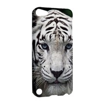 NEW IPOD 5 TOUCH CASE HARD SHELL COVER White Tiger - $21.99