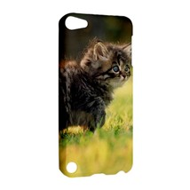 NEW IPOD 5 TOUCH CASE HARD SHELL COVER Fat Cat - $21.99