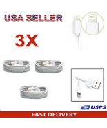 3 PACK - Apple MFi Certified Lightning USB Charger Cable For iPhone 6 6s... - $8.59