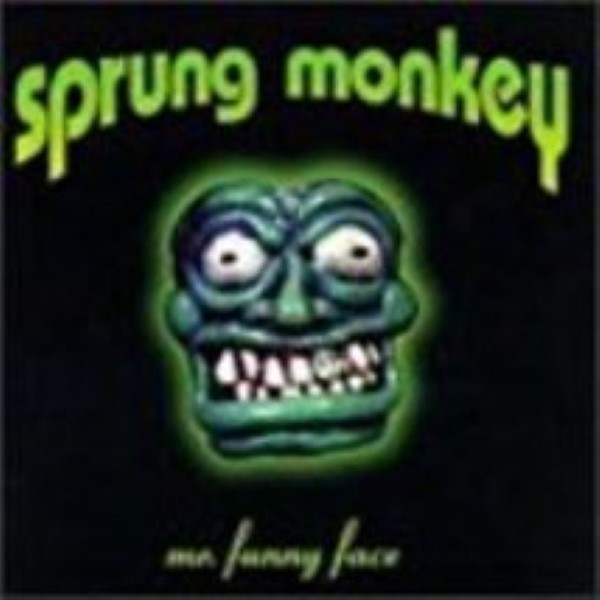 Mr Funny Face by Sprung Monkey Cd
