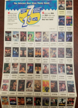 1998 The Columbia House Company 253 miniature movie stamps  - $8.95