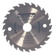 3-3/8  24T Carbide-Tipped Saw Blade - $37.64