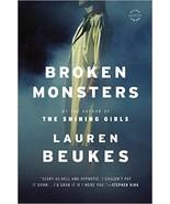 Broken Monsters by Lauren Beukes  - $7.99