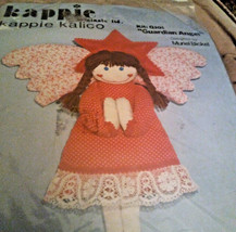 Kappie Originals Fabric Angel Pattern Kit 1979 ... - $34.58