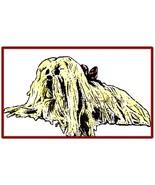 Vintagel Pattern for Yarn Puppy/Dog - $5.99