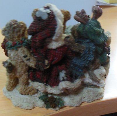 Boyd's Bears Grenville...The Story Teller #2265
