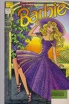 BARBIE FASHION color Marvel Pub. Comic Book #56 August 1994 - $6.99