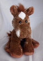 Mary Meyer Sweet Rascals Brown and White Horse Plush Named Sweet Horatio - $14.65