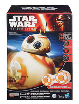 BB-8 STAR WARS REMOTE CONTROL TARGET EXCLUSIVE TOY THE FORCE AWAKENS Dro... - $79.50