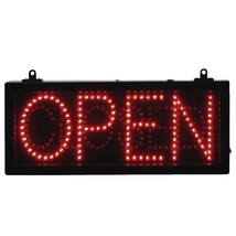 LED Open and Closed Sign Commercial Restaurant ... - $100.64