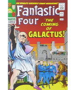Fantastic Four The comming of Galactus (Marvel Comics)  - Comic Cover Ar... - $32.50