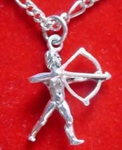 SAGITTARIUS Charm Zodiac Jewelry Sterling silver .925 - $14.87