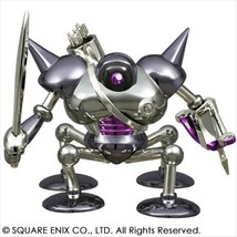 Dragon Quest Metallic Monsters Gallery Metal hunter square Enix Rare - $78.88