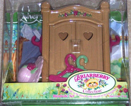 Briarberry Collection Fisher Price Wardrobe Set Vintage New in Box - $89.95